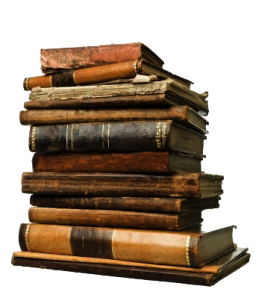 12302932-stack-of-antique-books-isolated-on-white-background-copy