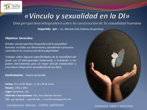 EULA MARIELA_Vínculo y sexualidad en el joven con DI_Med